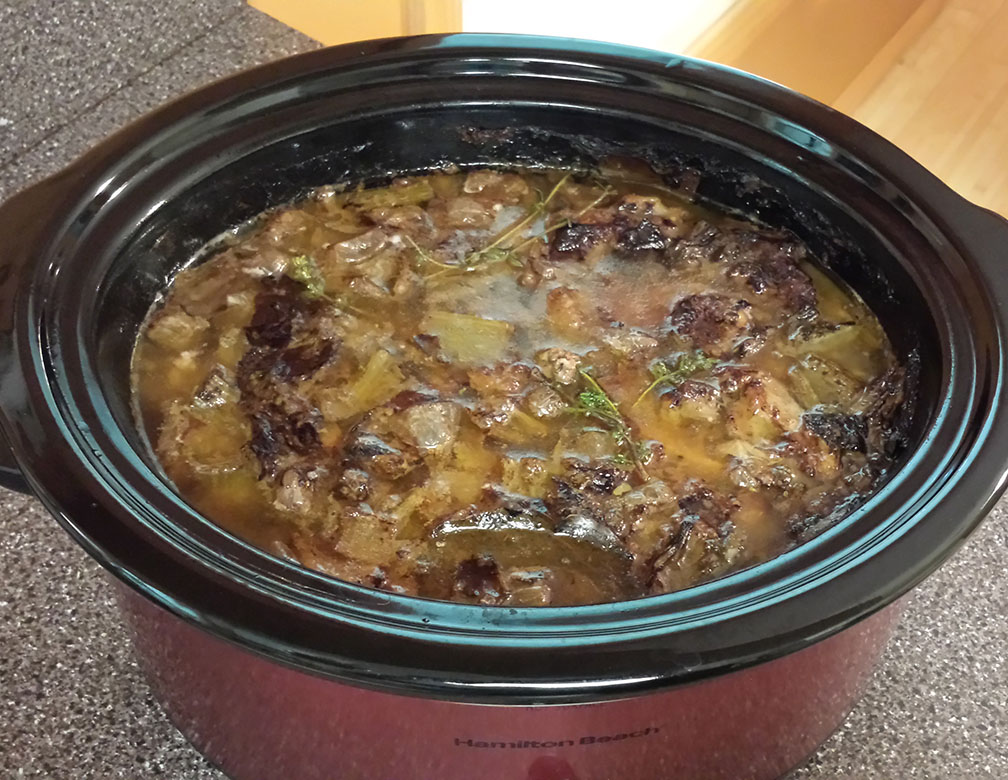 Bone Broth Recipe Crock Pot