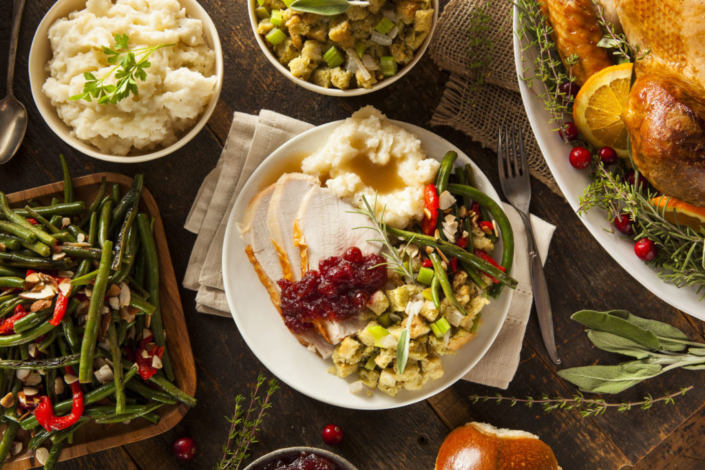 Enjoy A Worry Free Holiday Gathering With Our Turkey And Vegan Meal Plates Ready To Go Side Dishes And Freshly Baked Desserts And Rolls All Made In House